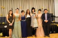 The girl winners of the superlatives