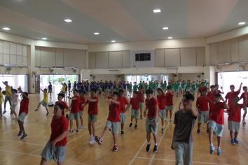Mass Dance !!