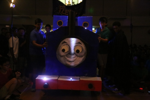 Fleming's Thomas the Dank Engine
