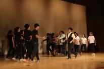 SL Dance - the beginning